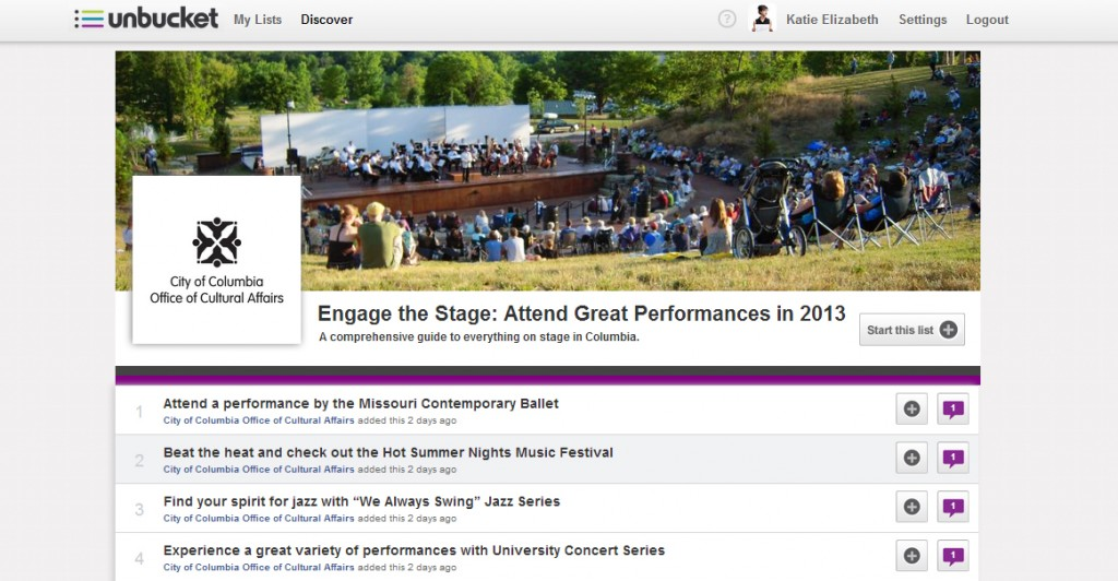 Engage the Stage: Attend Great Performances in 2013
